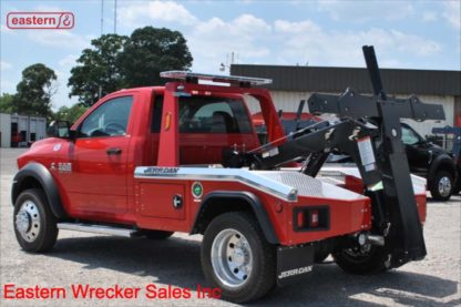 2018 Dodge Ram 4500 4x4 6.7L Cummins Automatic with Jerr-Dan MPL-NG Self Loading Wrecker, Stock Number D2081