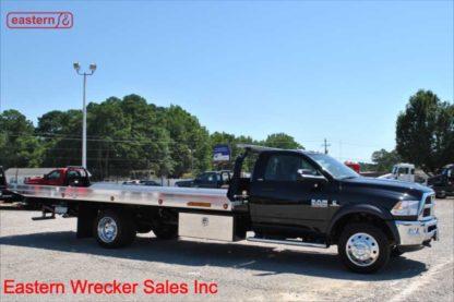 2018 Dodge Ram 5500 6.7L Cummins SLT with 20ft Jerr-Dan SRR6T-WLP Steel Carrier, Stock Number D6909