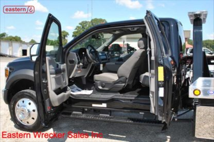 2019 Ford F550 Ext Cab 6.7L Powerstroke Automatic with 20ft Jerr-Dan NGAF6T-WLP Aluminum Carrier, Stock Number F9247