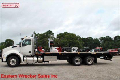 2020 Kenworth T880 X15Cummins-450hp Allison4500RDS 28ft Jerr-Dan 15-ton Transporter Industrial Carrier, Stock Number K5546