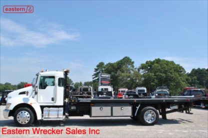2009 Kenworth with 21ft Jerr-Dan Steel Carrier and SRS Side Recovery System, Stock Number U0346