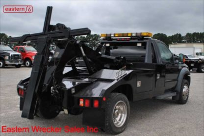 2007 Ford F550 XLT Powerstroke with Vulcan 807 Twin Line Wrecker, Stock Number U3182