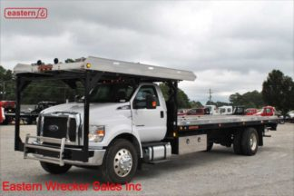 2017 Ford F750 with 28ft Jerr-Dan Multi-Car Hauler, Stock Number U6398