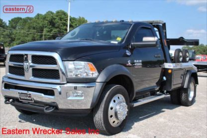 2015 Dodge 4500 4x4 with Jerr-Dan MPL-NG Self Loading Wheel Lift, Stock Number U6797
