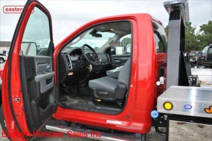 2018 Dodge 5500 SLT with 20ft Jerr-Dan NGAF6T-WLP Wide Aluminum Low Pro Carrier, Stock Number D2037