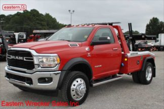 2019 Dodge 4500 4x4 with Jerr-Dan MPL-NG Self Loading Wrecker Stock Number D6732