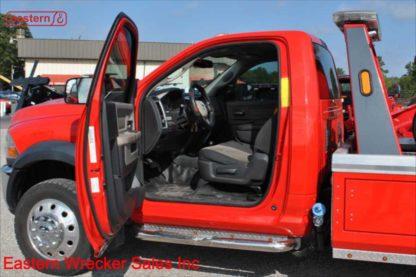 2012 Dodge 4500 SLT 4x4 6.7L Cummins Automatic with Jerr-Dan MPL40 Twin Line Wrecker, Stock Number U1432
