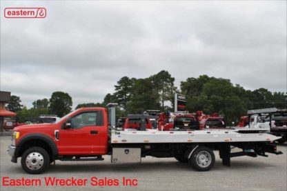 2017 Ford F550 V10Gas with 19ft Danco Aluminum Carrier, Stock Number U1917