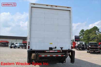 2014 Hino 268 with 26ft AMHaire Box Van and LiftGate, Stock Number U5921