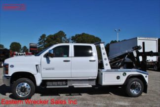 2019 Chevrolet 5500 4-Door 4x4 with Jerr-Dan MPL40 Twin Line, Stock Number C5502