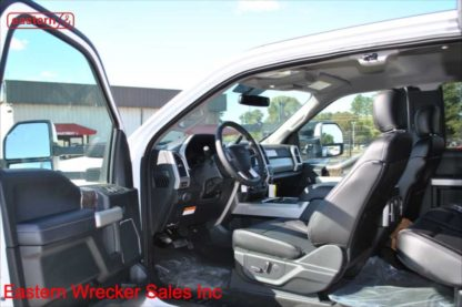 2018 Ford F550 Ext Cab Lariat 4x4 with 20ft Jerr-Dan SRR6T-WLP Steel Carrier, Stock Number F9902