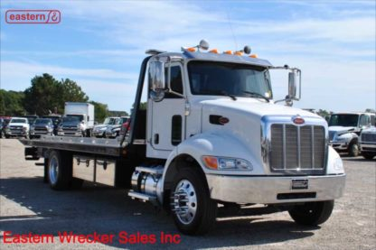 2017 Peterbilt 337 PX-7-300hp with 21ft6inch Century Steel Carrier, Stock Number U1577