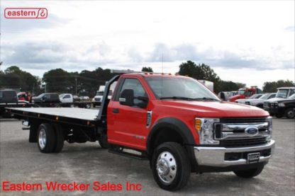2017 Ford F550 XLT with 20ft Jerr-Dan SRR6T-WLP Steel Carrier, Stock Number U6681