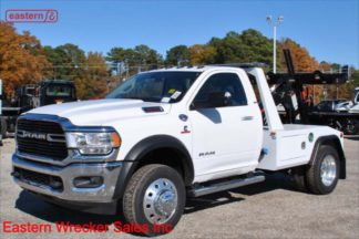 2019 Dodge Ram SLT with Jerr-Dan MPL-NGS Self Loading Wheel Lift, Stock Number D1582