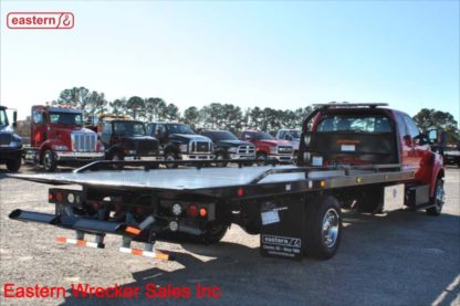 2019 Ford F650 Ext Cab with 22ft Jerr-Dan SRR6T-WLP Steel Carrier, Stock Number F0712
