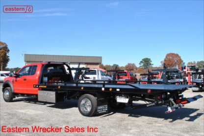 2019 Ford F550 Extended Cab with 20ft Jerr-Dan SRR6T-WLP Steel Carrier, Stock Number F2200