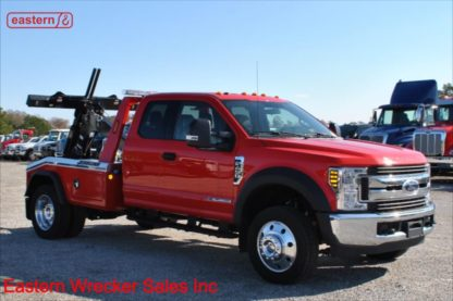 2019 Ford F450 Ext Cab XLT 6.7 Turbodiesel with Jerr-Dan MPL-NG Wrecker, Stock Number F2657A