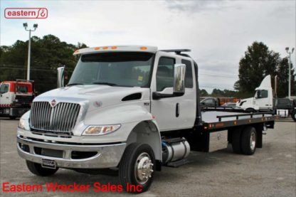 2020 International Extended Cab Cummins Automatic with 22ft Jerr-Dan Steel 6-ton Carrier, Stock Number I6497