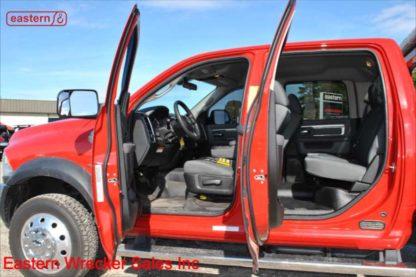 2017 Dodge Ram 5500 Crew Cab 4x4 with Jerr-Dan MPL40 Twin Line Wrecker, Stock Number U1720