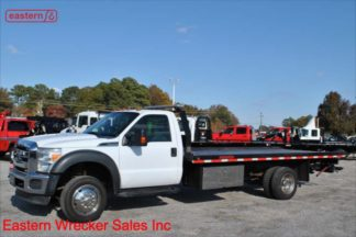 2012 Ford F550 Gas with 19ft Dual Tech Carrier, Stock Number U4064