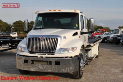 2020 International Extended Cab, Cummins, Automatic, 22ft Jerr-Dan SRR6T-WLP Low Profile Steel, Low Miles, Stock Number U9029