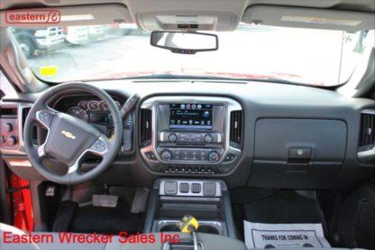 2019 Chevrolet C5500 4-Door with Jerr-Dan MPL40, Stock Number C5505