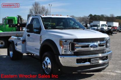 2018 Ford F450 4x4 XLT with Jerr-Dan MPL-NG Self Loading Wheel Lift, Stock Number F1305