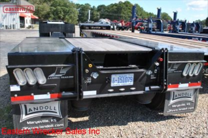 2020 Landoll 835E Construction/Paver Combo Detachable Trailer, Stock Number L7633