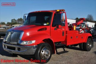 2005 International with Jerr-Dan HPL60/1210D 12-ton Wrecker
