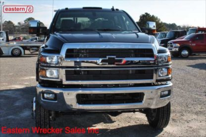2019 Chevrolet Silverado C5500 with Jerr-Dan MPL40 Twin Line Wrecker, Stock Number C5514
