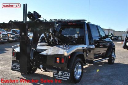 2018 Dodge 5500 Crew Cab 4x4 SLT with Jerr-Dan MPL40 Twin Line Wrecker, Stock Number D3991