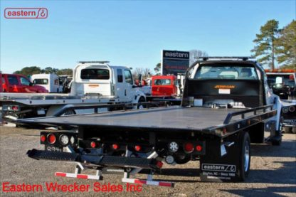 2019 Ford F650 with 22ft Jerr-Dan Steel Carrier, Stock Number F0709