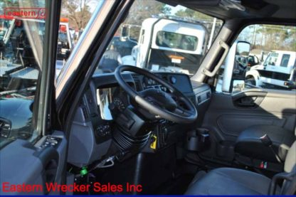 2020 International Extended Cab, Cummins, Automatic, 22ft Jerr-Dan Low Profile Aluminum Carrier, Stock Number I4036
