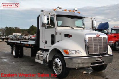 2020 Peterbilt 337 Extended Cab, 300hp, Allison automatic, air brake, air ride, with 22ft Jerr-Dan Steel Carrier, Stock Number P8819