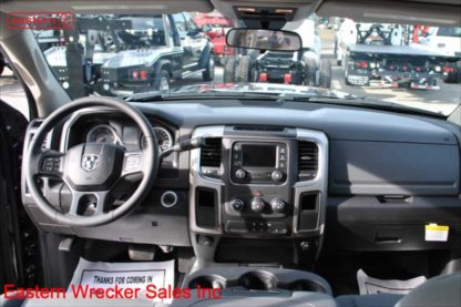 New 2018 Dodge 5500 Crew Cab SLT 4x4 with Jerr-Dan MPL40 Twin Line Wrecker, Stock Number D1671
