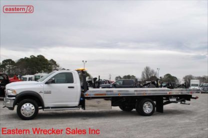 2018 Dodge 5500 with 20ft NGAF6T-WLP Aluminum Carrier, Stock Number D2958