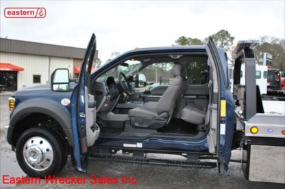 New 2018 Ford F550 Ext Cab, XLT, 20ft Jerr-Dan NGAF-WLP Aluminum Carrier, Stock Number F1356A