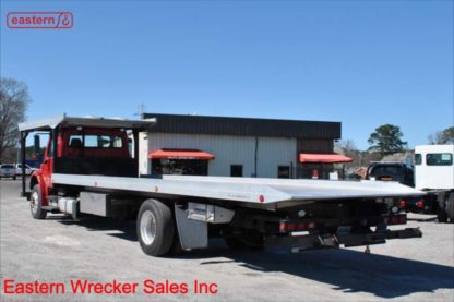 2016 Freightliner M2 with 30ft Chevron Multi-Car Carrier, Stock Number U4717