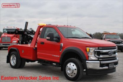 2020 Ford F450 with Jerr-Dan MPL-NGS Wrecker Self Loading Wheel Lift, Stock Number F1523