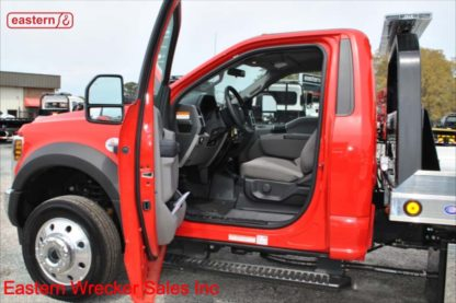 2019 Ford F550 XLT with 20ft Jerr-Dan 6-ton NGAF6T-WLP, Stock Number F7478