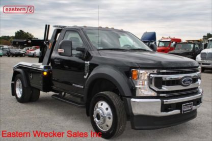 2020 Ford F450 4x4 XLT Powerstroke Automatic with Jerr-Dan MPL-NG Self Loading Wheel Lift, Stock Number F5070