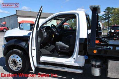 2017 Dodge 5500, Cummins Turbodiesel, Automatic, 19ft Vulcan Steel Carrier, Stock Number U5446A