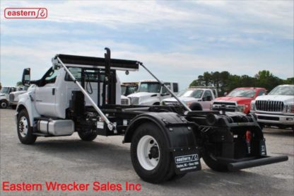 SwapLoader SL-180 hook hoist system, 18,000lb rating, on 2021 Ford F750, Stock Number F0586