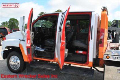 2004 Chevrolet 5500 4-Door with 19ft Jerr-Dan Stingray Carrier, Stock Number U3222