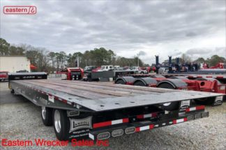 2020 Landoll Trailer, 440 Series, 20k winch, Remote, Aluminum Wheels, Stock Number L8317