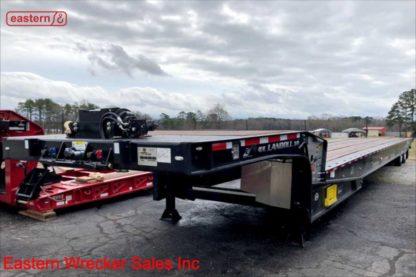 2020 Landoll Trailer, 440 Series, 20k winch, Remote, Aluminum Wheels, Stock Number L8317