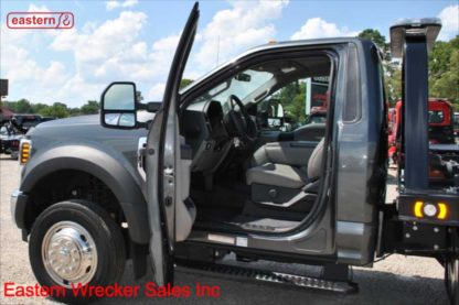 2019 Ford F550, 6.8L V10 Gas, Automatic, 19.5 Century Steel Carrier, Stock Number U0563
