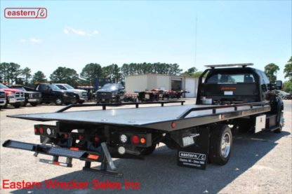 2018 Ford F650 Ext Cab with 22ft Jerr-Dan Carrier, Stock Number U6414