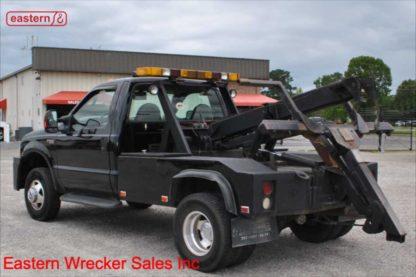 2004 Ford F350 4x4, V-10 Triton 6.8L, Automatic, Dynamic Self Loading Wheel Lift, Twin Line, Stock Number U6536