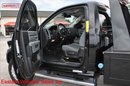 2017 Dodge Ram 4500 SLT 4x4, 6.7L Cummins, Automatic, Jerr-Dan MPL-NGS Self Loading Wheel Lift, Stock Number U8053